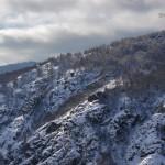 """Зима. Челябинская область. Курорт """"Банное"""""""