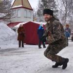 Зимние забавы. Приход Свято-Пантелеймоновского храма Уфы