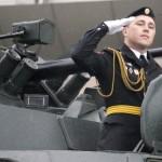 Парад Победы. Канининград49