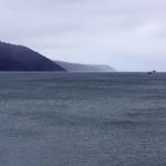 Охотское море. Магадан