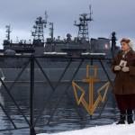 Североморск — закрытый военный город