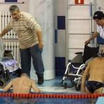 Турнир Таяновича по плаванию среди детей-инвалидов91