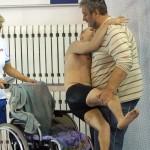 Турнир Таяновича по плаванию среди детей-инвалидов98