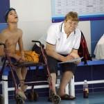 Турнир Таяновича по плаванию среди детей-инвалидов100