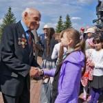 Ветераны Великой Отечественной войны37