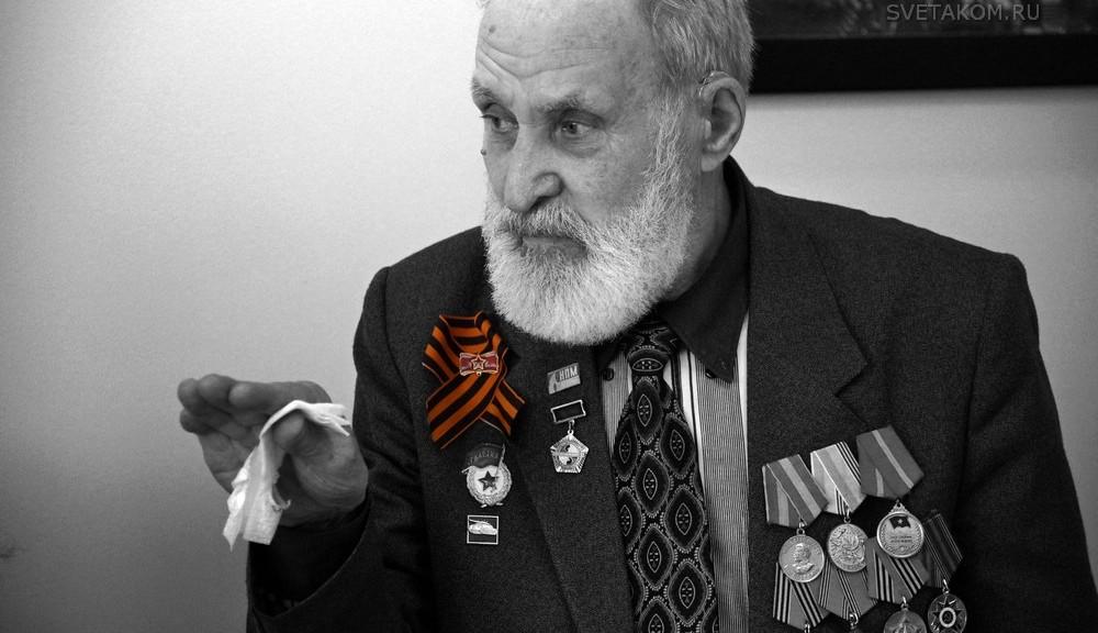 Ветераны Великой Отечественной войны72