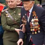 Ветераны войны в Уфе 44