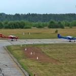 Слёт любителей авиации в Нефтекамске 01