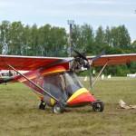 Слёт любителей авиации в Нефтекамске 18