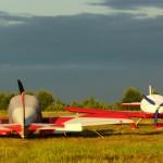 Слет любителей малой авиации в Нефтекамске. 16