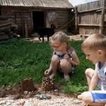 Сельская жизнь. Дияшево 039
