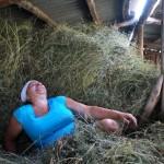 Сельская жизнь. Дияшево 63