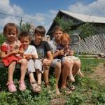Сельская жизнь. Дияшево 94
