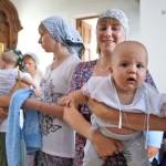 Дияшево. Крещение младенцев 112