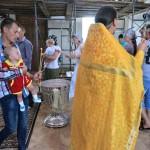 Дияшево. Крещение младенцев 114