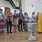 Дияшево. Крещение младенцев 117