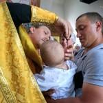 Дияшево. Крещение младенцев 118
