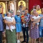 Дияшево. Крещение младенцев 135