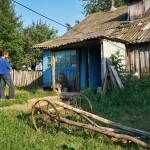 Сельская жизнь. Дияшево 154