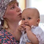 Дияшево. Крещение младенцев 180