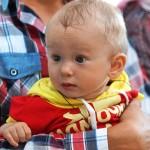 Дияшево. Крещение младенцев 181