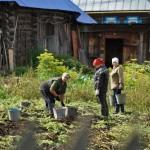 Село Кага Белорецкого района Башкирии 08