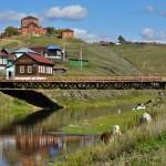 Село Кага Белорецкого района Башкирии 25