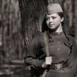 Праздник в честь 70-летя Победы в Великой Отечественной войне 36