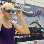 Турнир по плаванию среди детей инвалидов на призы Вениамина Таяновича