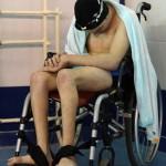 Турнир по плаванию среди детей инвалидов на призы Вениамина Таяновича 09