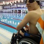 Турнир по плаванию среди детей инвалидов на призы Вениамина Таяновича 51