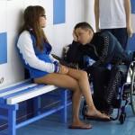 Турнир по плаванию среди детей инвалидов на призы Вениамина Таяновича 69