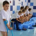 Турнир по плаванию среди детей инвалидов на призы Вениамина Таяновича 73