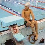 Турнир по плаванию среди детей инвалидов на призы Вениамина Таяновича 80