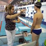 Турнир по плаванию среди детей инвалидов на призы Вениамина Таяновича 134