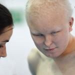 Турнир по плаванию среди детей инвалидов на призы Вениамина Таяновича 166