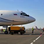 Ту-154. Уфа - 20