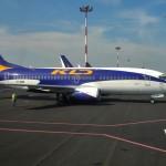 Боинг 727-300. Гражданская авиация. Самолеты. Калининград 11