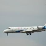Bombardier CRJ 200/ Гражданская авиация. Самолеты. Ямал 18