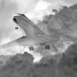 Гражданская авиация. Самолеты 25