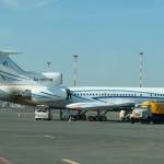 Ту 154 М. Газпромавиа. Гражданская авиация. Самолеты66