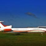 Ту 154 М. Гражданская авиация. Самолеты 8