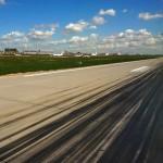 Гражданская авиация. Взлетно-посадочная полоса. 93