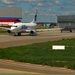 Гражданская авиация. Самолеты 94