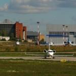 Гражданская авиация. Самолеты 95