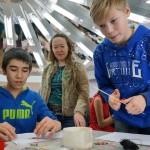межрегиональный фестиваль детского творчества «Ломая барьеры». 13