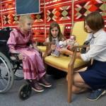 межрегиональный фестиваль детского творчества «Ломая барьеры». 23