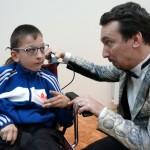межрегиональный фестиваль детского творчества «Ломая барьеры». 28