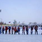 Чемпионат России по мотогонкам на льду 001