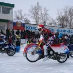Чемпионат России по мотогонкам на льду 0059